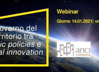 Anci Campania ed Ernst & Young: webinar su Fondi Ue, Piano Sud e Digitale Giovedì 14 gennaio 2021