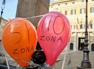 La Campania di nuovo arancione: le 10 cose </br>che si possono (non) fare