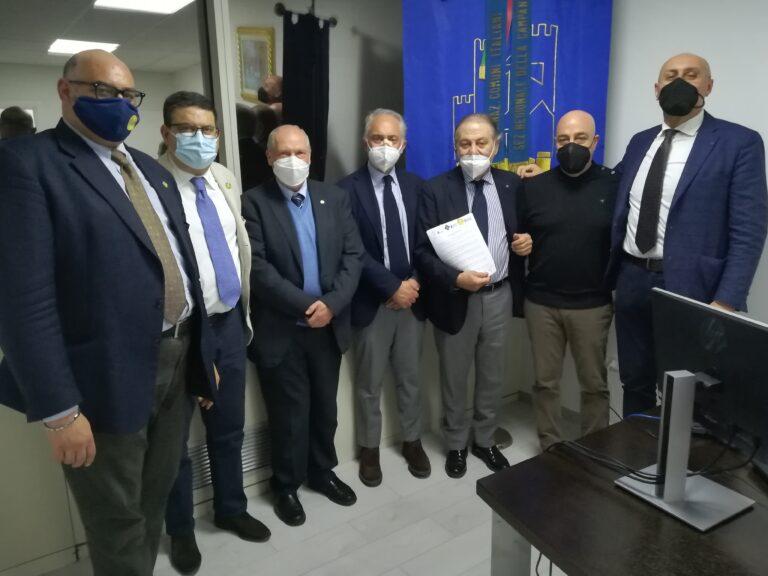 ANCI Campania e Collegio dei Geometri: convenzione storica per rilanciare l'edilizia nei Comuni