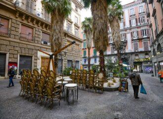 Da lunedì 8 marzo Campania in zona rossa: quello che (non) si può fare