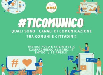 Una campagna su come i Comuni dialogano con i cittadini. Invia le tue foto </br>e segnala le iniziative