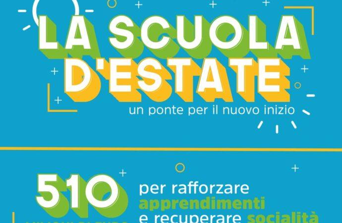 Scuola, Piano Estate 2021: 510 milioni per socialità e competenze degli studenti