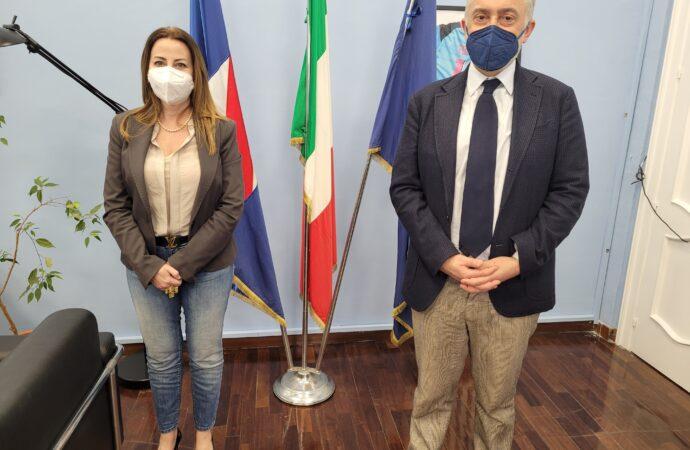 Incontro con l'Assessora Fortini: una intensa collaborazione sulle Politiche sociali