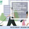 Sistemi di autoconsumo da fonti rinnovabili: partecipa al webinar del 23 aprile