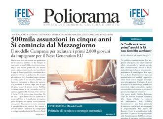 Poliorama, nei Comuni della Campania dipendenti anziani e pochi laureati