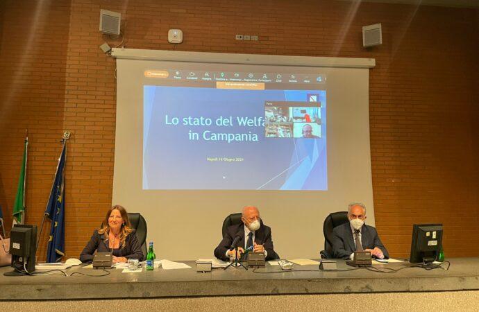 Lo stato del Welfare in Campania. Regione e Anci: variamo le Aziende speciali