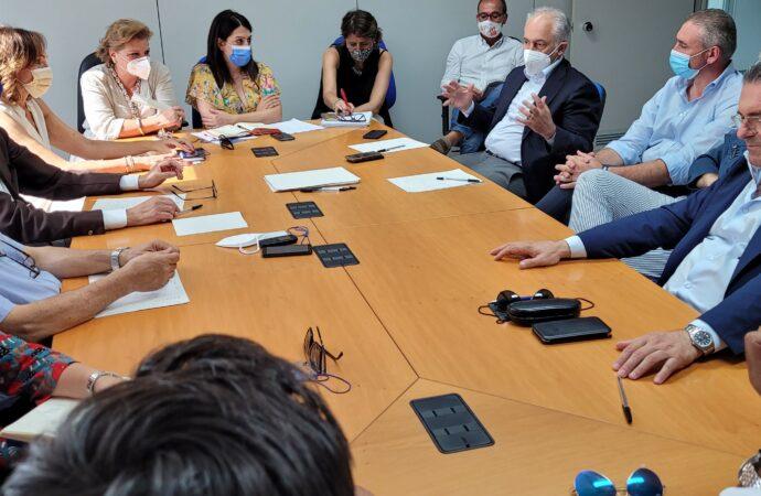 Presentata all'Assessore al Turismo la Rete Anci dei Siti Unesco: sarà un nuovo modello di aggregazione