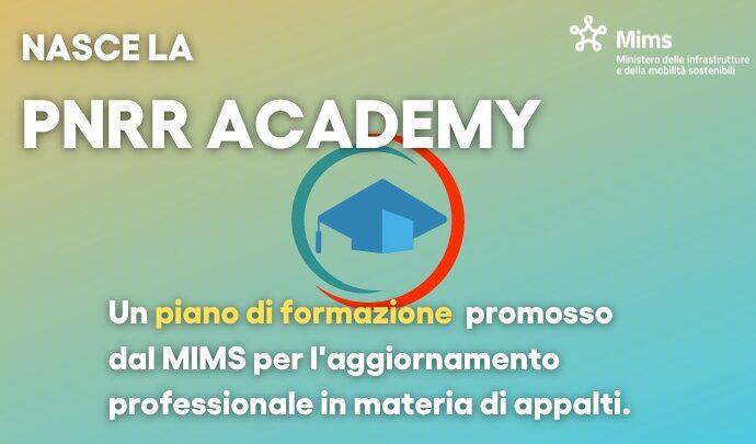 Parte il 27 settembre la Pnrr Academy: 360 ore di formazione per i dipendenti