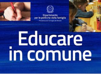 """""""Educare in comune"""", il termine per chiudere la procedura slitta al 29 luglio"""
