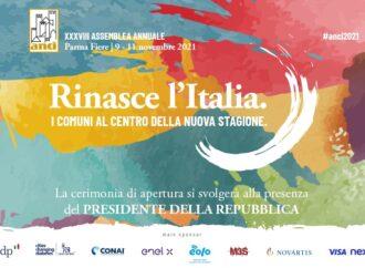 Dal 9 all'11 novembre Assemblea Anci a Parma. Ci sarà anche Mattarella </br>Come iscriversi, le info