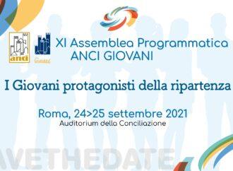 Il 24 e 25 settembre a Roma c'è la XI Assemblea nazionale di Anci Giovani