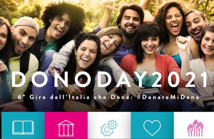 4 ottobre #DonoDay2021, Anci invita i Comuni a partecipare all'iniziativa
